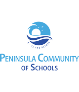 Peninsula Community of Schools logo